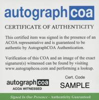 "Ralph Macchio Signed ""The Karate Kid"" 8x10 Photo (AutographCOA COA) at PristineAuction.com"