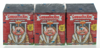 Lot of (3) 2020 Topps Garbage Pail Kids Late to School Box with (5) Packs Per Box at PristineAuction.com