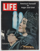 """Vintage 1968 """"Life"""" Magazine from April 19, 1968 at PristineAuction.com"""