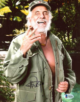 Tommy Chong Signed 8x10 Photo (Beckett COA) at PristineAuction.com