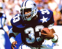 "Tony Dorsett Signed Cowboys 8x10 Photo Inscribed ""HOF 94"" (Beckett COA) at PristineAuction.com"