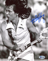 Billy Jean King Signed 8x10 Photo (Beckett COA) at PristineAuction.com