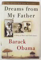 "Barack Obama Signed ""Dreams From My Father"" Hard-Cover Book (Beckett LOA) at PristineAuction.com"