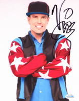 Vanilla Ice Signed 8x10 Photo (AutographCOA COA) at PristineAuction.com