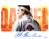 "Ralph Macchio Signed ""Cobra Kai"" 8x10 Photo (AutographCOA COA) at PristineAuction.com"