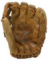 Brooks Robinson Game Used 1970s Orioles Fielders Glove (Mears LOA) at PristineAuction.com