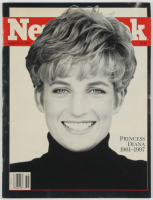 "Vintage 1997 ""Newsweek"" Magazine at PristineAuction.com"