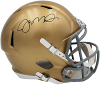 Joe Montana Signed Notre Dame Fighting Irish Full-Size Speed Helmet (Radtke COA) at PristineAuction.com