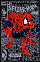"""Vintage 1990 """"The Amazing Spider-Man"""" Torment First Issue Marvel Comic Book at PristineAuction.com"""