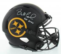 "Bill Cowher Signed Steelers Full-Size Eclipse Alternate Speed Helmet Inscribed ""HOF 2020"" (JSA COA) at PristineAuction.com"