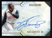 Ken Griffey Jr. 2020 Topps Diamond Icons Diamond Icons Autographs #DIAKGJ at PristineAuction.com