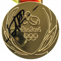 Usain Bolt Signed Replica 2016 Olympic Gold Medal (JSA COA) at PristineAuction.com