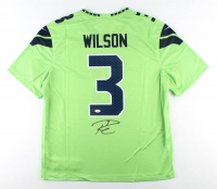 Russell Wilson Signed Seahawks Jersey (JSA COA & Wilson COA) at PristineAuction.com