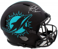 Tua Tagovailoa Signed Dolphins Full-Size Authentic On-Field Eclipse Speed Helmet (Fanatics Hologram) at PristineAuction.com
