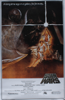 """""""Star Wars Episode IV: A New Hope"""" 24x36 Movie Poster at PristineAuction.com"""