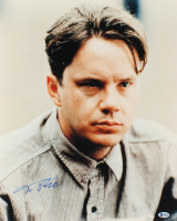 "Tim Robbins Signed ""The Shawshank Redemption"" 16x20 Photo (Beckett COA) at PristineAuction.com"