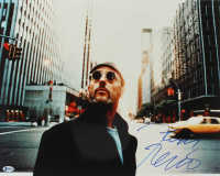 "Jean Reno Signed ""Leon: The Professional"" 16x20 Photo (Beckett COA) at PristineAuction.com"