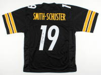 JuJu Smith-Schuster Signed Jersey (Beckett COA) at PristineAuction.com