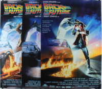 "Lot of (3) ""Back to the Future"" 27x40 Movie Posters at PristineAuction.com"