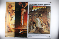 """Lot of (3) """"Indiana Jones"""" 27x40 Movie Posters at PristineAuction.com"""