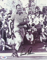 Arnold Palmer Signed 8x10 Photo (PSA LOA) at PristineAuction.com