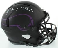 Adam Thielen Signed Vikings Eclipse Alternate Speed Full-Size Helmet (Beckett COA) at PristineAuction.com