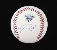 Matt Garza Signed 2019 All-Star Game Baseball (TSE Hologram) at PristineAuction.com