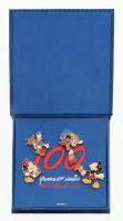 Set of (4) Vintage Walt Disney 100th Anniversary Pins at PristineAuction.com