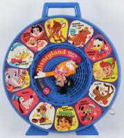 1964 Vintage Walt Disneyland See'n Say Turn Toy at PristineAuction.com