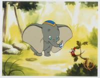 "1941 Walt Disney ""Dumbo"" 11x14 Limited Edition Serigraph Cel at PristineAuction.com"