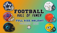 Schwartz Sports Football Hall of Famer Signed Full-Size Helmet Mystery Box Series 7 (Limited to 100) at PristineAuction.com