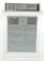 "1988 ""Ms. Pac-Man"" Atari 2600 Video Game (WATA 8.5) at PristineAuction.com"