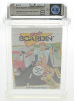 "1987 ""Skate Boardin': A Radical Adventure"" Atari 2600 Video Game (WATA 8.5) at PristineAuction.com"
