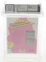 "1987 ""Skate Boardin': A Radical Adventure"" Atari 2600 Video Game (WATA 8.5) at PristineAuction.com"