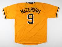 Bill Mazeroski Signed Jersey (Beckett COA) at PristineAuction.com