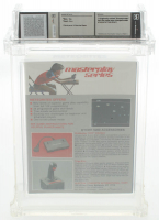 "1984 ""Meteorites"" Atari 5200 Video Game (WATA 9.6) at PristineAuction.com"