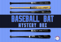 Schwartz Sports Baseball Superstar Signed Full-Size Bat Mystery Box – Series 9 (Limited to 75) at PristineAuction.com