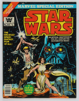 """1977 """"Marvel Special Edition: Star Wars"""" Issue #1 Marvel Comic Book at PristineAuction.com"""