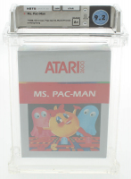 "1988 ""Ms. Pac-Man"" Atari 2600 Video Game (WATA 9.2) at PristineAuction.com"