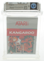 "1988 ""Kangaroo"" Atari 2600 Video Game (WATA 9.6) at PristineAuction.com"