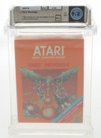 "1981 ""Yars' Revenge"" Atari 2600 Video Game (WATA 9.2) at PristineAuction.com"