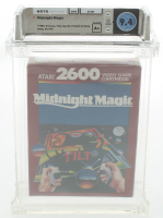 "1987 ""Midnight Magic"" Atari 2600 Video Game (WATA 9.4) at PristineAuction.com"