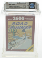 "1989 ""Road Runner"" Atari 2600 Video Game (WATA 9.4) at PristineAuction.com"
