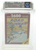 """1989 """"Road Runner"""" Atari 2600 Video Game (WATA 9.4) at PristineAuction.com"""