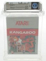 "1988 ""Kangaroo"" Atari 2600 Video Game (WATA 9.0) at PristineAuction.com"