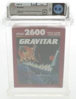 """1988 """"Gravitar"""" Atari 2600 Video Game (WATA 9.0) at PristineAuction.com"""
