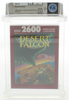 """1988 """"Desert Falcon"""" Atari 2600 Video Game (WATA 9.4) at PristineAuction.com"""