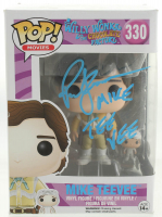 """Paris Themmen Signed """"Willy Wonka & The Chocolate Factory"""" Mike Teevee Funko POP! #330 Vinyl Figure Inscribed """"Mike TeeVee"""" (JSA Hologram) at PristineAuction.com"""