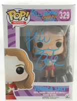 "Julia Dawn Cole Signed ""Willy Wonka & The Chocolate Factory"" Veruca Salt Funko POP! #329 Vinyl Figure (JSA Hologram) at PristineAuction.com"