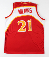 Dominique Wilkins Signed Jersey (JSA COA) at PristineAuction.com